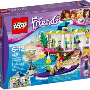 Lego Friends 41315 Heartlaken Surffikauppa