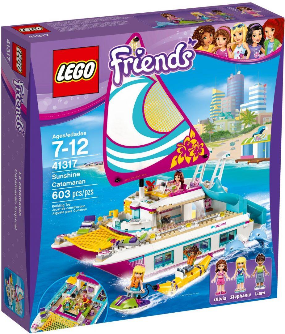 Lego Friends 41317 Aurinkokatamaraani
