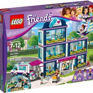 Lego Friends 41318 Heartlaken Sairaala