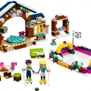 Lego Friends 41322 Laskettelukeskuksen Luistelukenttä