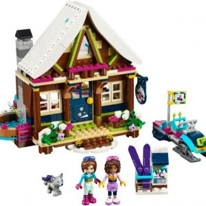 Lego Friends 41323 Laskettelukeskuksen Lomamökki