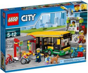 Lego City 60154 Linja-autoasema