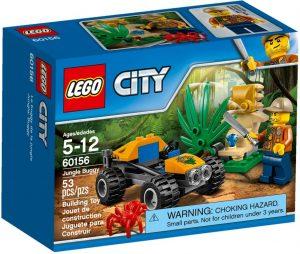 Lego City 60156 Viidakkoauto