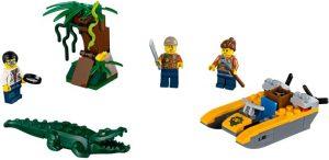 Lego City 60157 Viidakon Aloitussarja