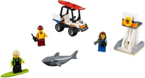 Lego City 60163 Rannikkovartioston Aloitussarja