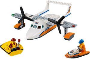 Lego City 60164 Meripelastuslentokone