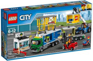Lego City 60169 Rahtiterminaali