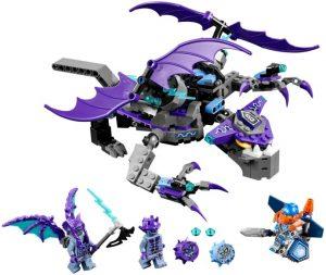Lego Nexo Knights 70353 Heligoili