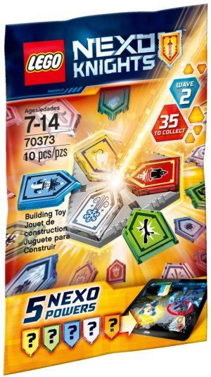 Lego Nexo Knights 70373 Nexo Yhdistelmävoimat