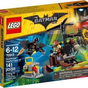 o Batman Movie 70913 Linnunpelätin ja Pelottava Yhteenotto