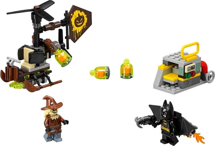 Lego Batman Movie 70913 Linnunpelätin ja Pelottava Yhteenotto