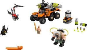 Lego Batman Movie 70914 Turmio ja Myrkkyautohyökkäys