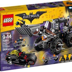 Lego Batman Movie 70915 Kaksinaama ja Tuplatuho