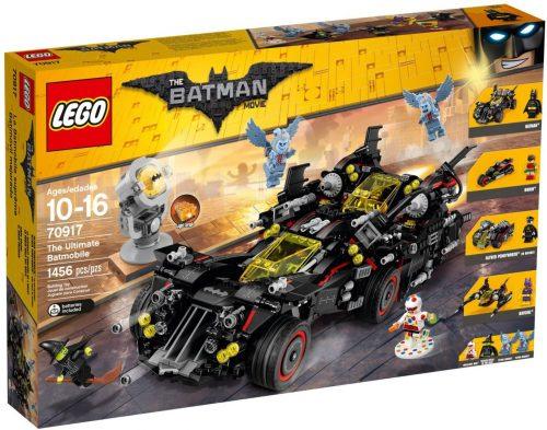 Lego Batman Movie 70917 Ylivoimainen Batmobile