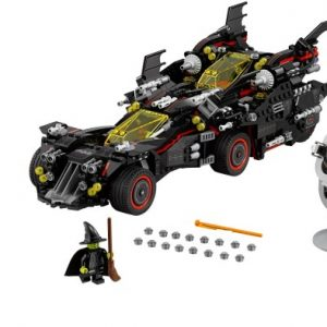 Lego Batman Movie 70917 Ylivoimainen Batmobile