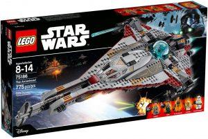 Lego Star Wars 75186 Arrowhead