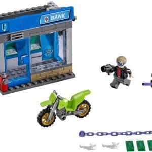 Lego Super Heroes 76082 Pankkiautomaattiryöstötaistelu