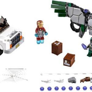 Lego Super Heroes 76083 Varo Korppikotkaa