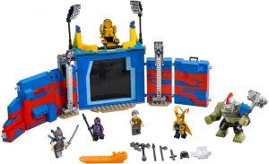 Lego Super Heroes 76088 Thor Vastaan Hulk - Taistelu Areenalla
