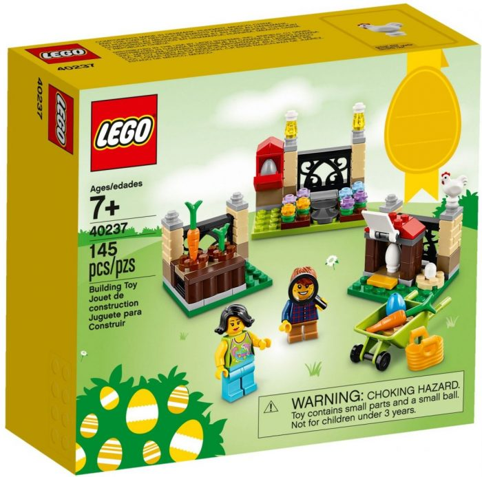 Lego 40237 Easter Egg Hunt