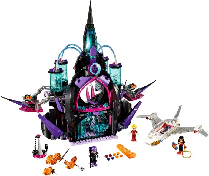 Lego DC Super Heroes Girls 41239 Eclipson Synkkä Palatsi