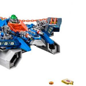 Lego Nexo Knights 70320 Aaronin Ilmahyökkääjä