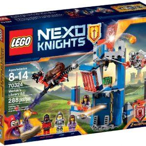 Lego Nexo Knights 70324 Merlok's Library 2.0