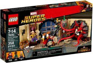 Lego Super Heroes 76060 Doctor Strange's Sanctum Sanctorum