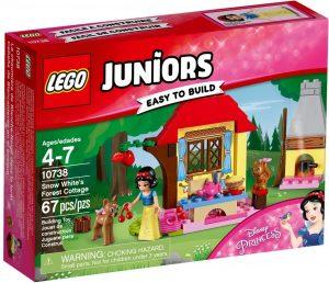 Lego Juniors 10738 Lumikin Kesämökki