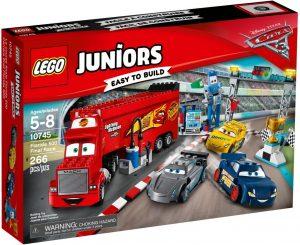 Lego Juniors 10745 Florida 500 Loppukilpailu