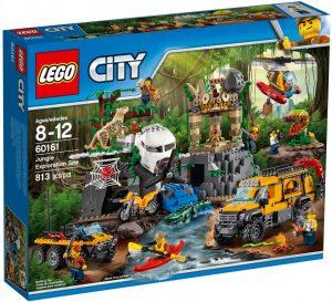 Lego City 60161 Viidakon Tutkimuspaikka