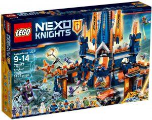 Lego Nexo Knights 70357 Knightonin Linna