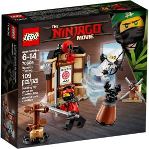 Lego Ninjago 70606 Spinjitzu Koulutus