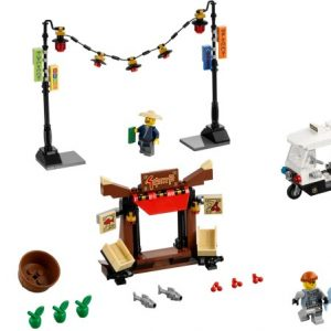 Lego Ninjago 70607 Takaa-ajo Ninjago Cityssä