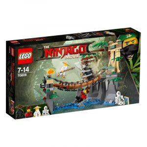 Lego Ninjago Movie 70608 Mestari Putoaa