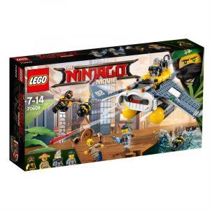 Lego Ninjago 70609 Manta Ray Pommikone