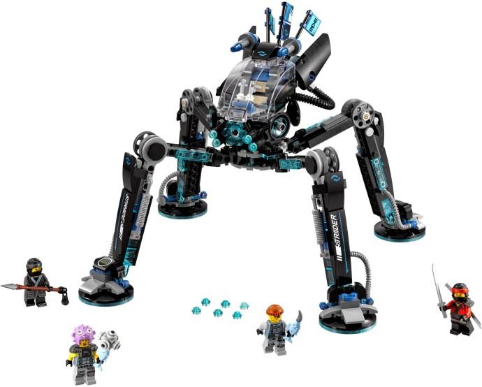 Lego Ninjago 70611 Vesiharppoja