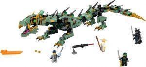 Lego Ninjago 70612 Vihreän Ninjan Robottilohikäärme