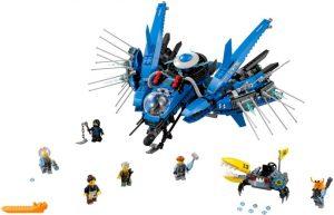 Lego Ninjago 70614 Salamasuihkari