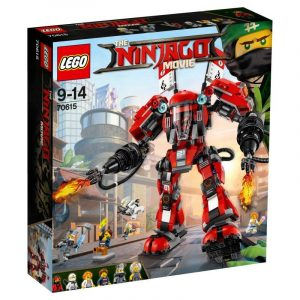 Lego Ninjago 70615 Tulirobotti
