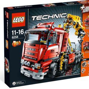 Lego Technic 8258 Nosturiauto - Käytetty