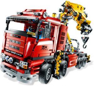 Lego Technic 8258 Nosturiauto