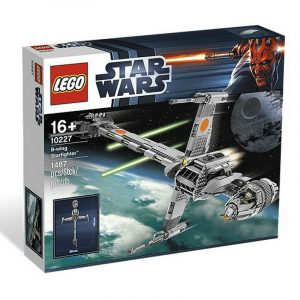 Lego Star Wars 10227 - B-wing Starfighter