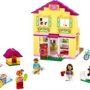 Lego Juniors 10686 Omakotitalo