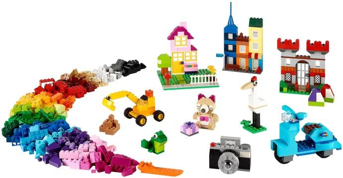 Lego Classic 10698 Suuri Luova Rakennuslaatikko