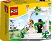 Lego 40165 Wedding Favour Set