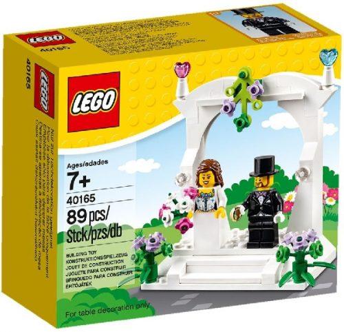 Lego 40165 Wedding Favour Set