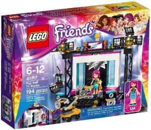 Lego Friends 41117 Poptähden TV Studio