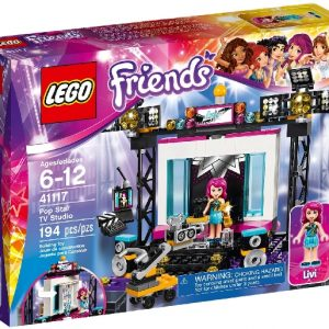 Lego Friends 41117 Poptähden TV Studio