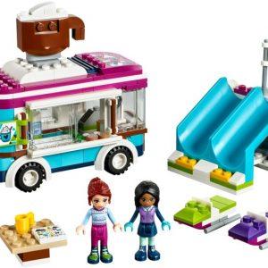 Lego Friends 41319 Laskettelukeskuksen Kaakaoauto